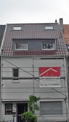 Der freundliche Dachdecker in Düsseldorf