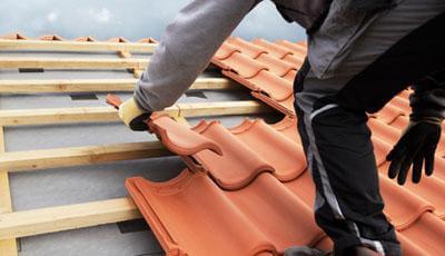 Dacheindeckungen & -reparaturen