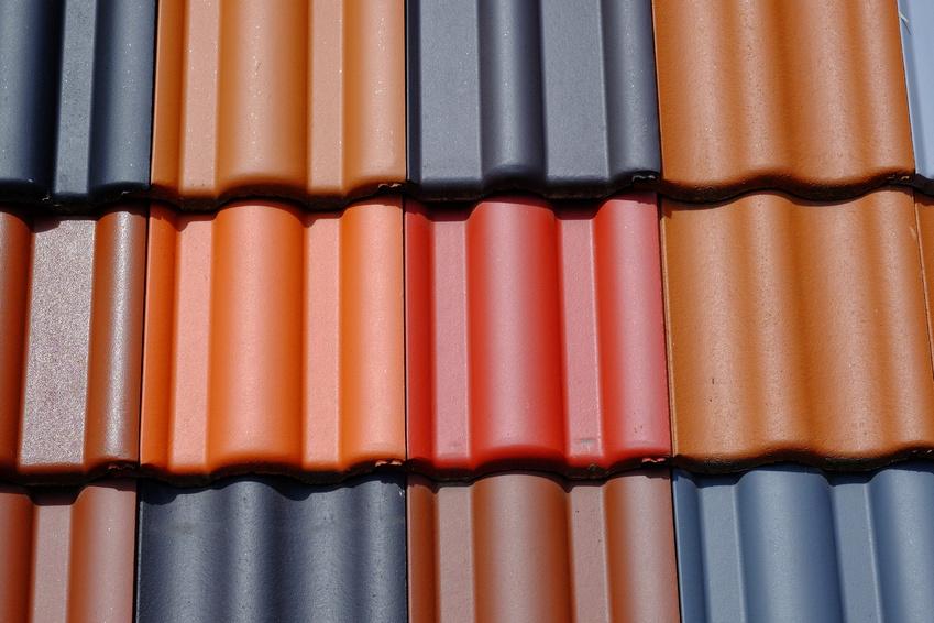 Dachziegel Farbauswahl